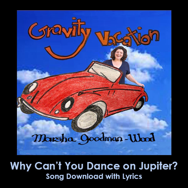 Why Can't You Dance On Jupiter?  Song Download with Lyrics