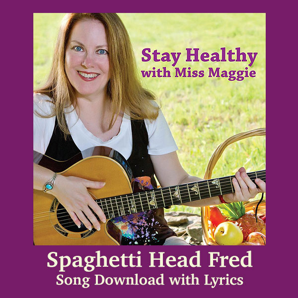 Spaghetti Head Fred Song Download with Lyrics