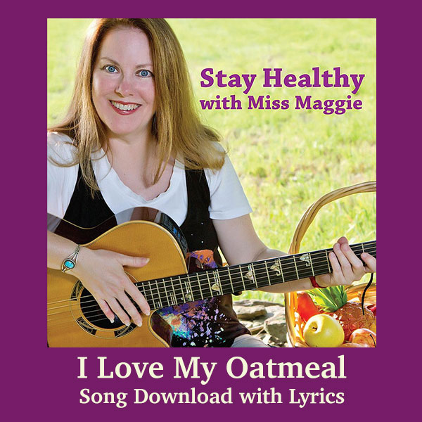 I Love My Oatmeal Song Download with Lyrics