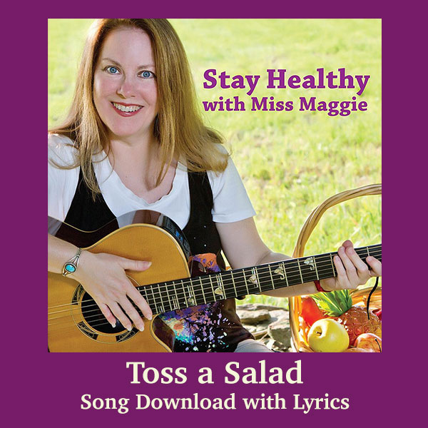 Toss a Salad Song Download with Lyrics