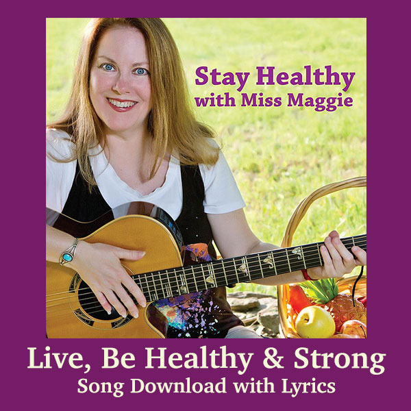 Live, Be Healthy & Strong Song Download with Lyrics