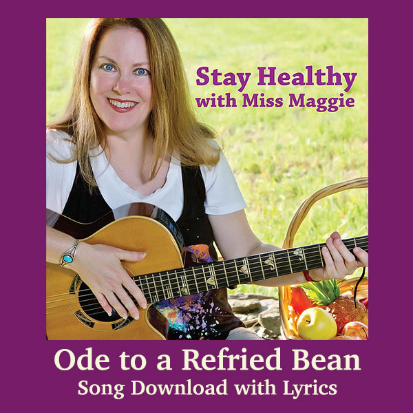 Ode to a Refried Bean Song Download with Lyrics