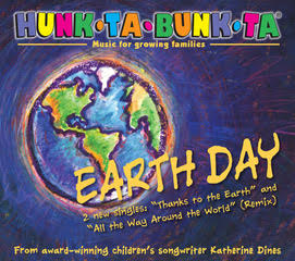 Katherine Dines: Earth Day Songs