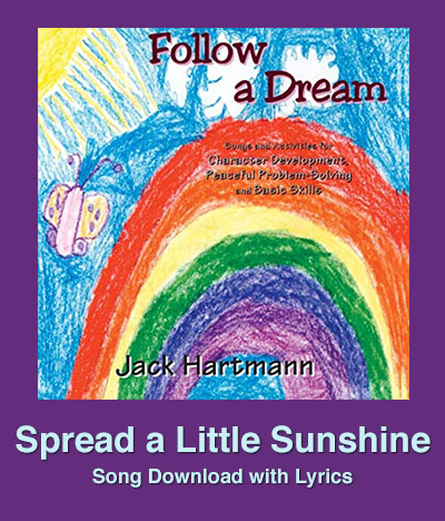 Spread a Little Sunshine Song Download with Lyrics