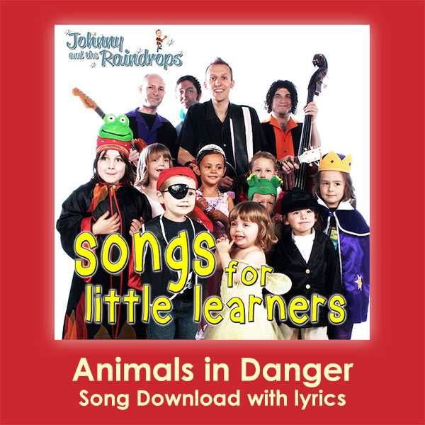 Animals in Danger Song Download with Lyrics