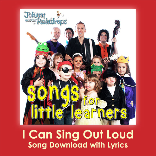 I Can Sing Out Loud Song Download with Lyrics