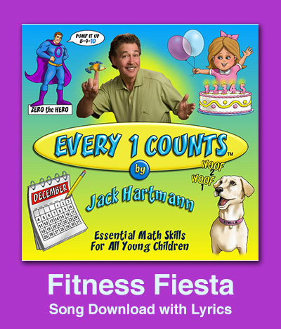 Fitness Fiesta Song Download with Lyrics
