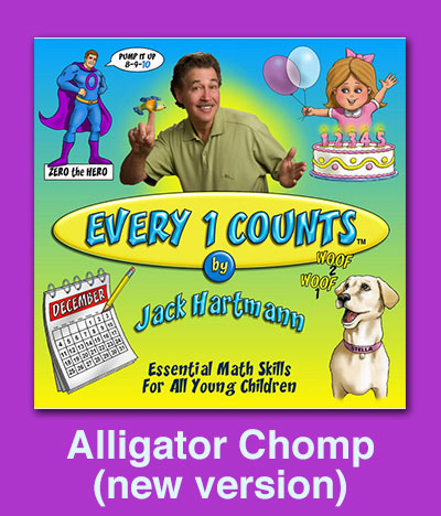 Alligator Chomp (new version) Song Download with Lyrics