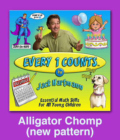 Alligator Chomp (new pattern) Song Download with Lyrics