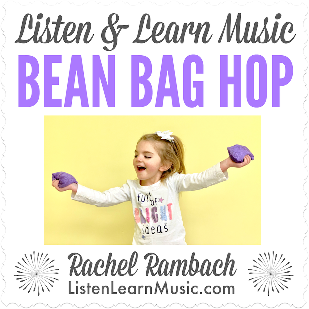 Bean Bag Hop Downloadable Tracks with Lyrics