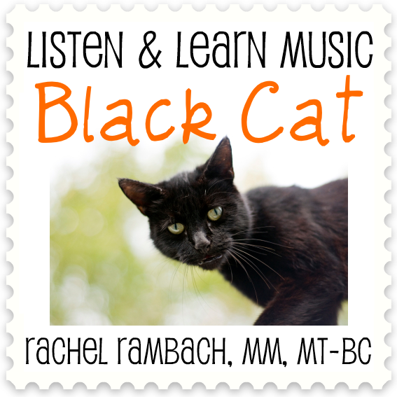 Black Cat Downloadable Tracks with Lyrics