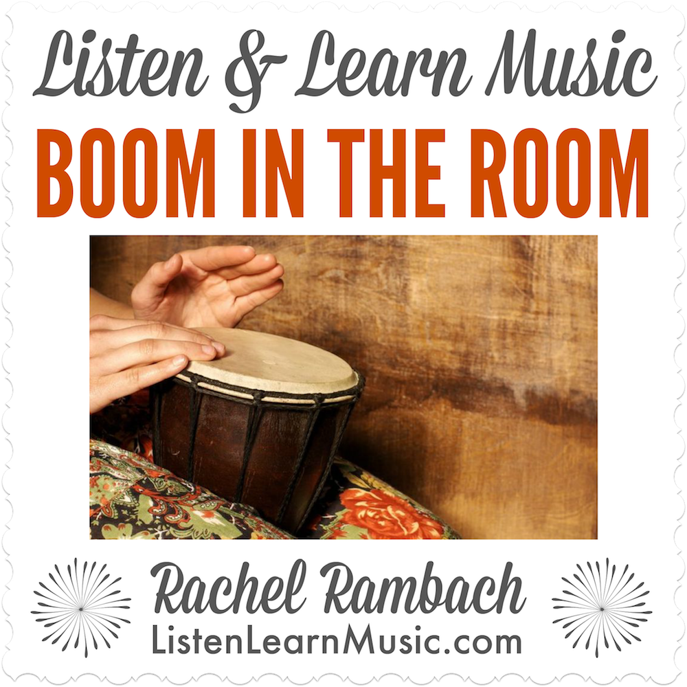 Boom in the Room Downloadable Tracks with Lyrics
