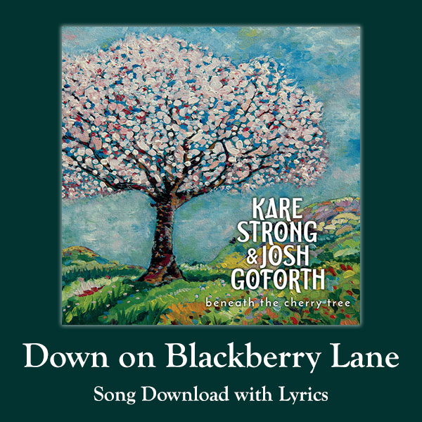 Down on Blackberry Lane Song Download with Lyrics