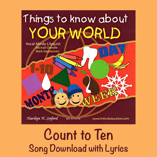 Count to Ten Song Download with Lyrics