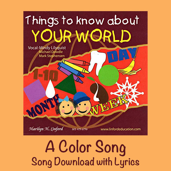 A Color Song Download with Lyrics