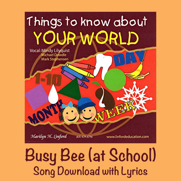 Busy Bee (at School) Song Download with Lyrics