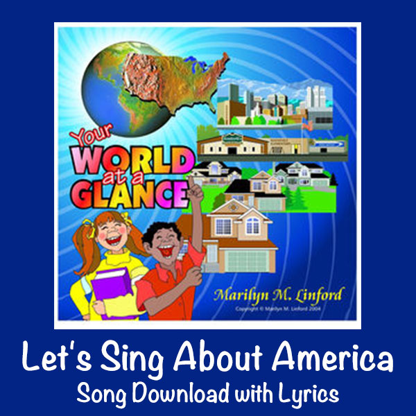 Let's Sing About America Song Download with Lyrics