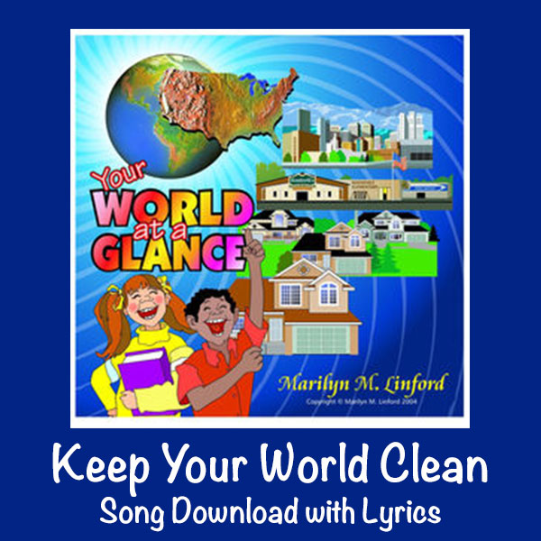 Keep Your World Clean Song Download with Lyrics