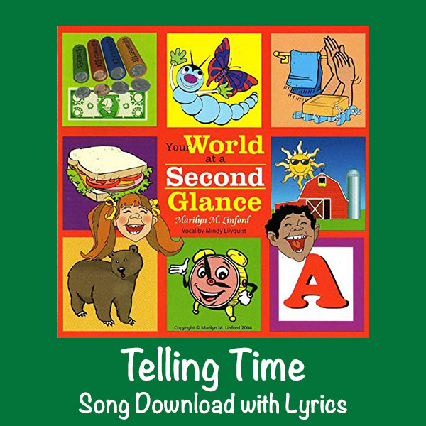 Telling Time Song Download with Lyrics