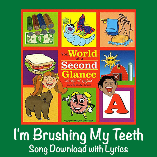 I'm Brushing My Teeth Song Download with Lyrics