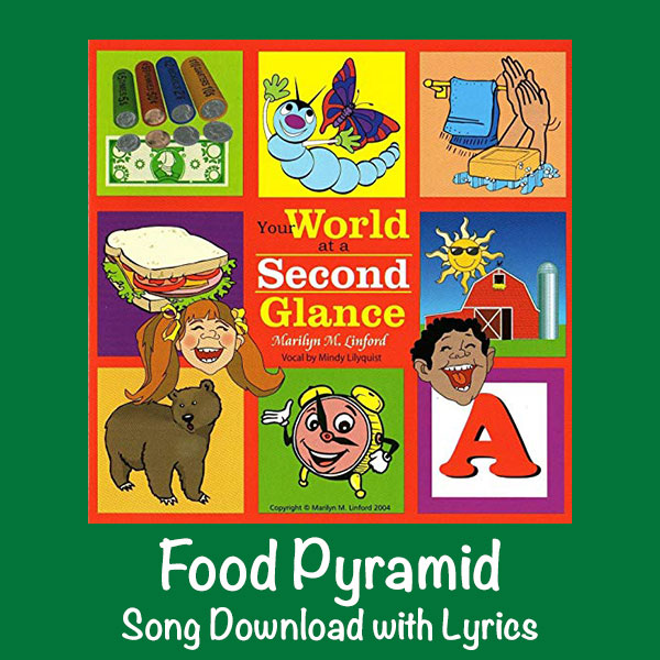 Food Pyramid Song Download with Lyrics