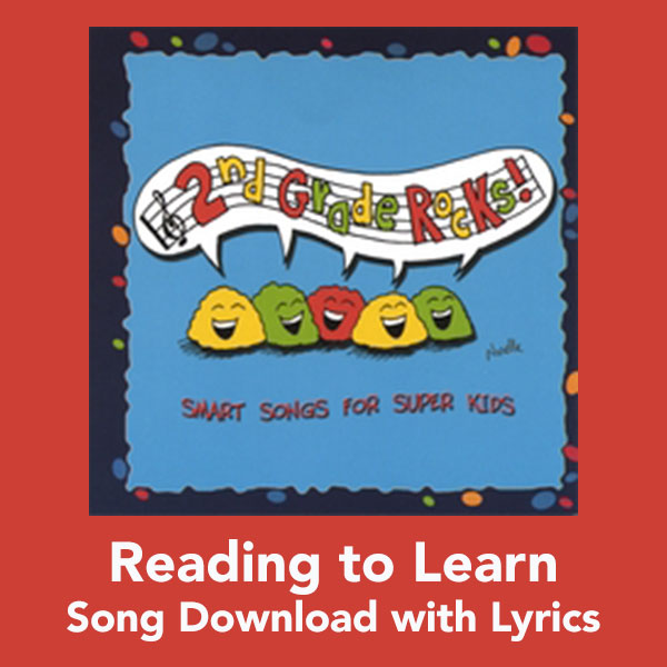 Reading to Learn Song Download with Lyrics