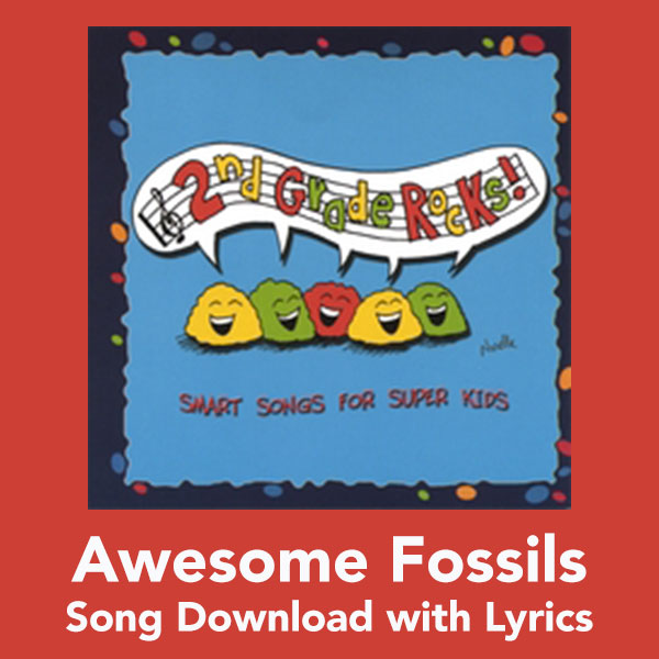 Awesome Fossils Song Download with Lyrics