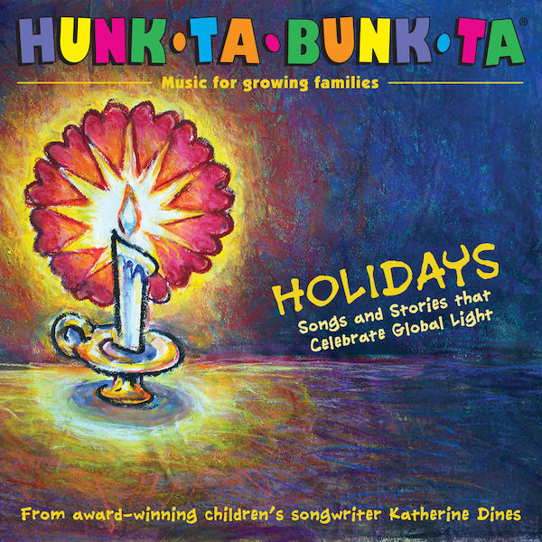Hunk-Ta-Bunk-Ta Holidays! CD with Printable Lyrics