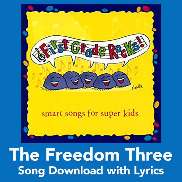 The Freedom Three Song Download with Lyrics