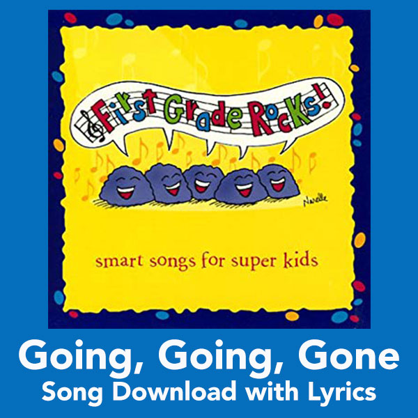 Going, Going, Gone Song Download with Lyrics