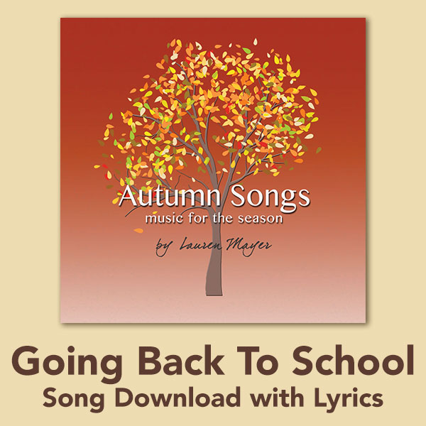 Going Back To School Song Download with Lyrics