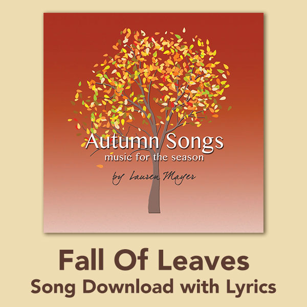 Fall Of Leaves Song Download with Lyrics