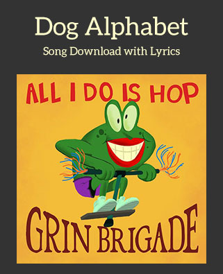 Dog Alphabet Song Download with Lyrics