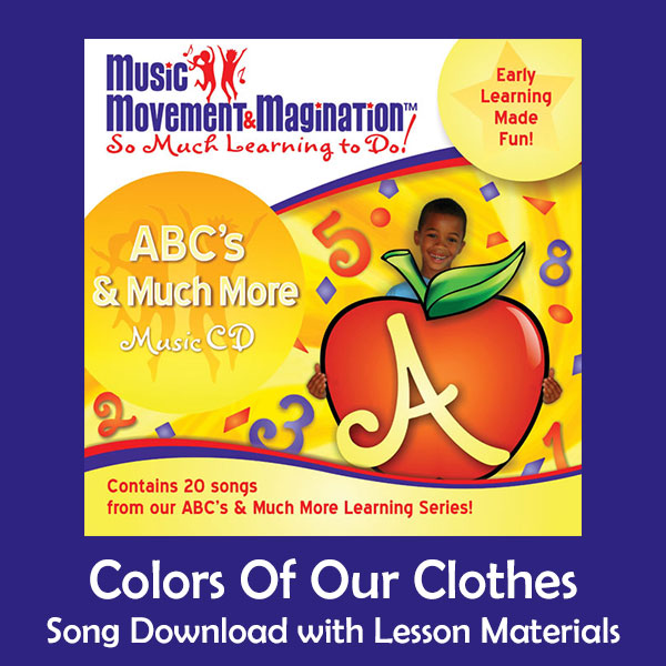 Colors Of Our Clothes Song Download with Lyrics