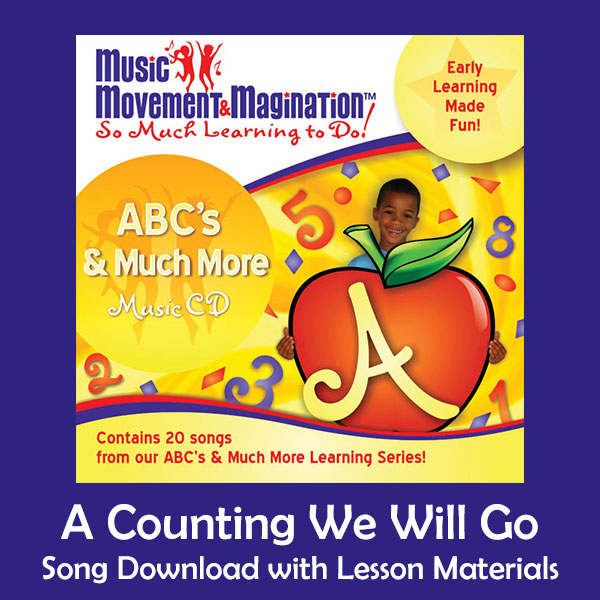 A Counting We Will Go Song Download with Lyrics