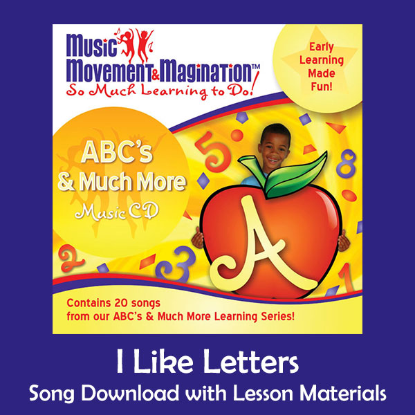 I Like Letters Song Download with Lyrics