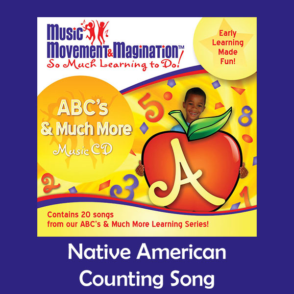Native American Counting Song