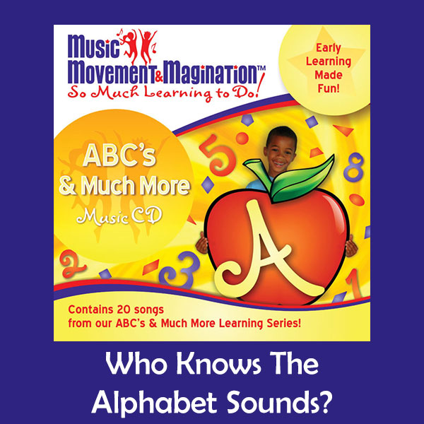 Who Knows the  Alphabet Sounds?