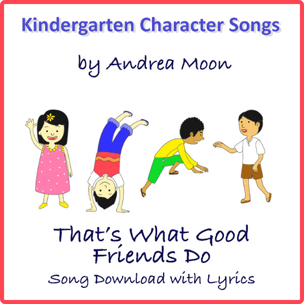 That's What Good Friends Do Song Download with Lyrics