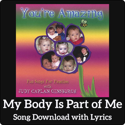 My Body Is Part of Me Song Download with Lyrics