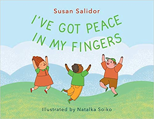 I've Got Peace In My Fingers Book with Song Download