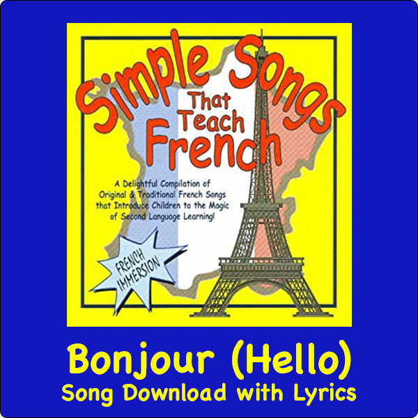 Bonjour Song Download with Lyrics
