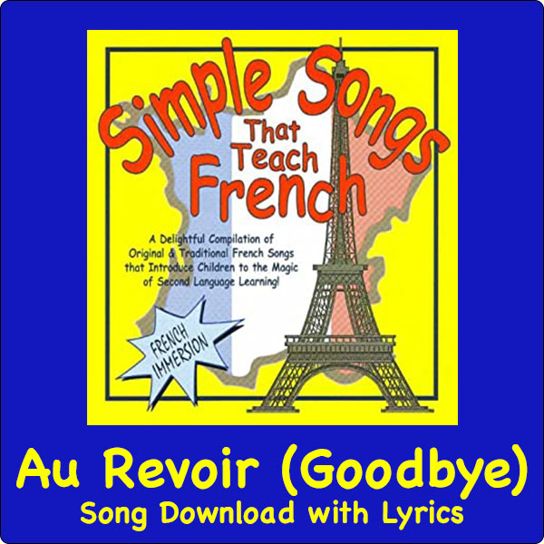 Au Revoir Song Download with Lyrics