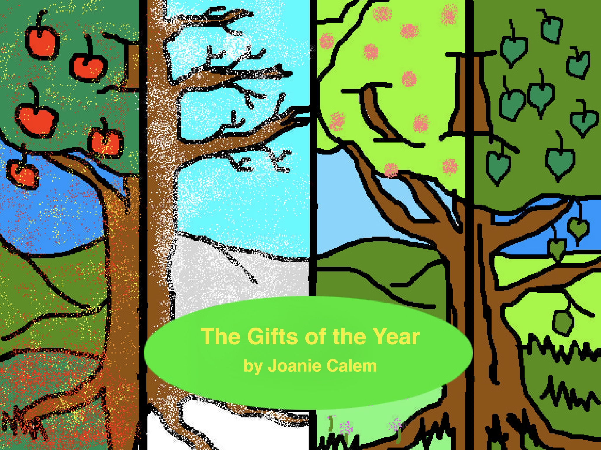 Joanie Calem: The Gifts of the Year Book with Mp3 Song