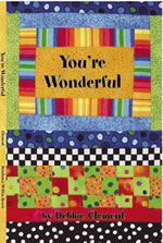 Debbie Clement: Youre Wonderful Book with CD
