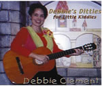 Debbie Clement: Debbies Ditties CD