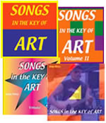Songs in the Key of Art: 4-CD Set