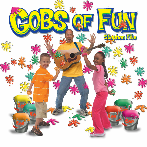 Stephen Fite: Gobs of Fun CD
