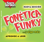 Fonetica funky Lyrics Booklet