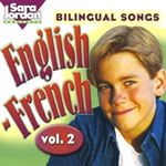 Bilingual Songs, English-French: Volume 2